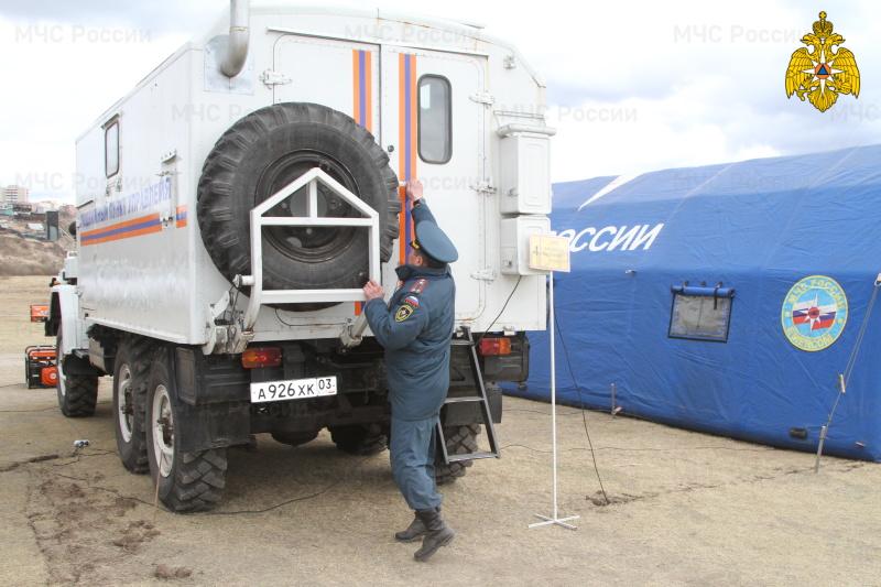 В Бурятии завершился второй этап всероссийского командно-штабного учения