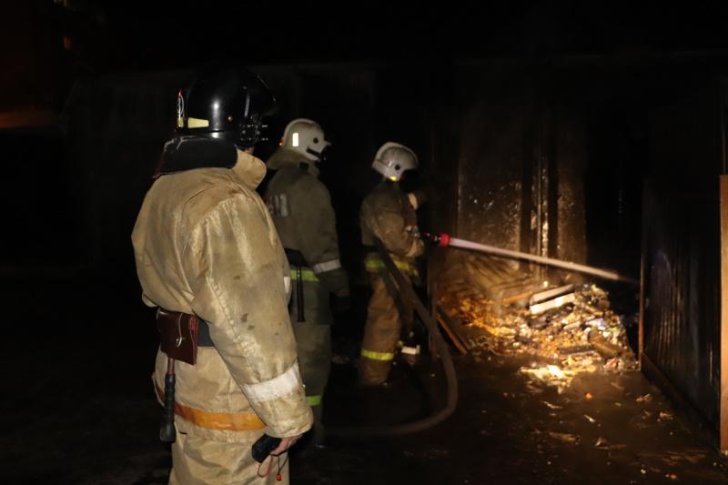С начала года в Бурятии сгорело более 19,5 тысяч квадратных метров мусора