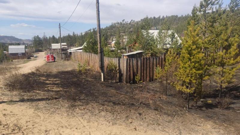В Бурятии установлен еще один нарушитель особого противопожарного режима